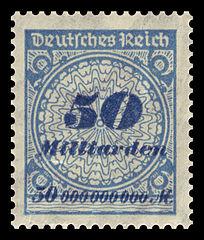 11 janvier 1923 : Les Français occupent la Ruhr Timbre12