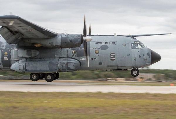 L'Adieu du 1er RCP au Transall C-160R… Transa11
