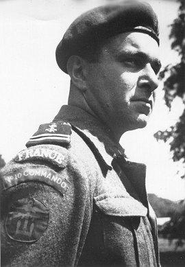 Capitaine Charles TREPEL  Commando de France  Trepel10