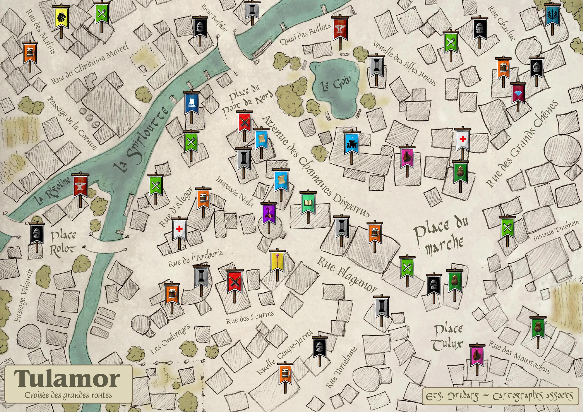Mes battle maps maison ! Tulamo10