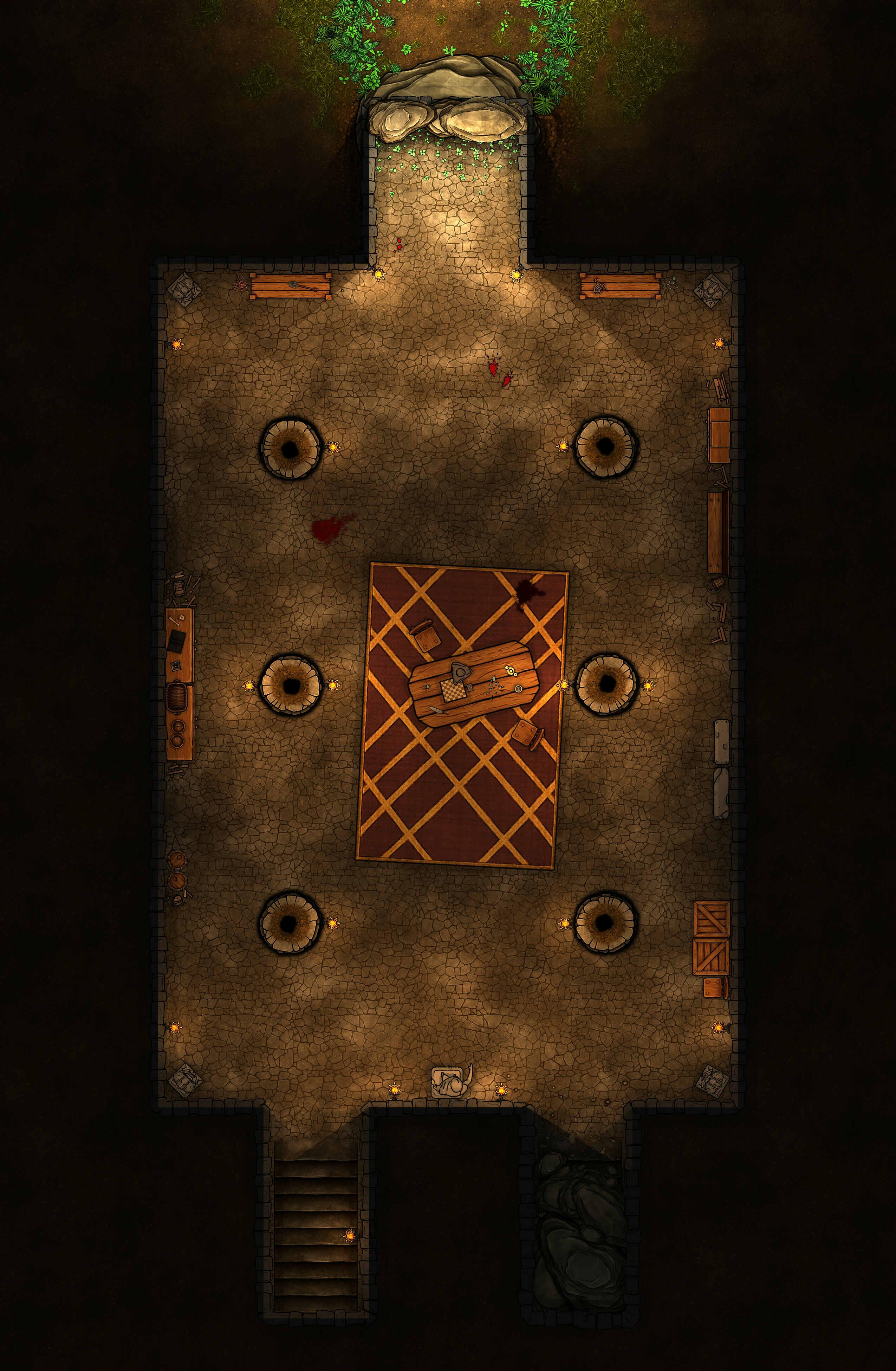 Mes battle maps maison ! Urbex_11