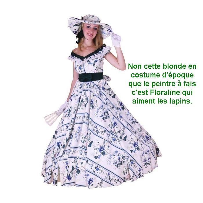 FLORALINE A LA FERME Deguis12