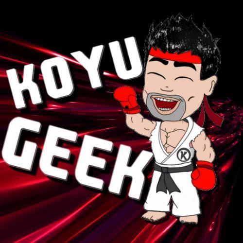 ★★★ Le Vidéaste à l'Honneur #41 | Koyu Geek | Venez critiquer cette chaîne ! - Page 2 _logo_11
