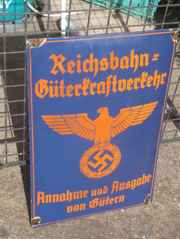 3 plaques emmaillé allemande ww2 pour identification Dscf8114