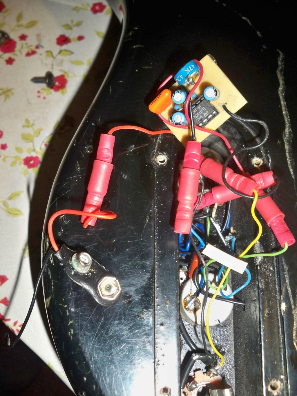 westone - Westone Bass identification and wiring problems. 100_8012