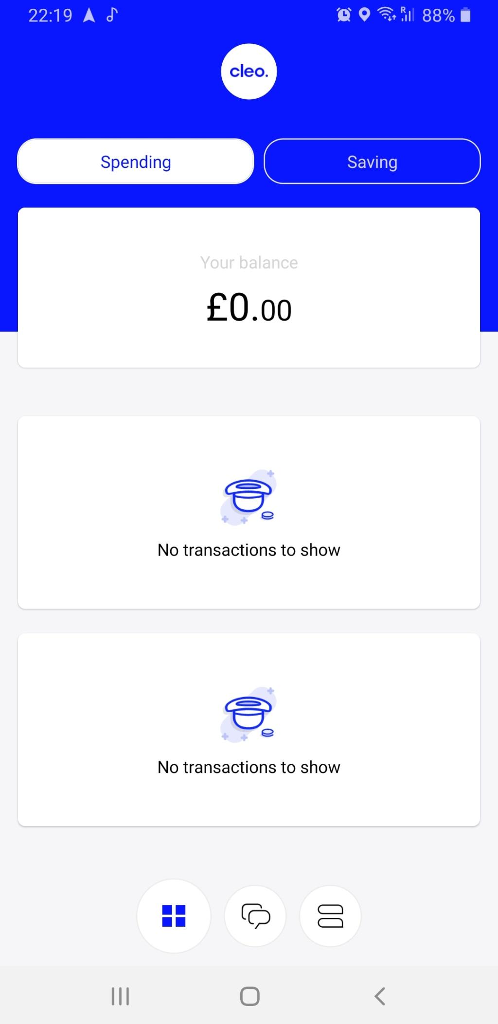 Cleo 5 GBP za darmo Screen10
