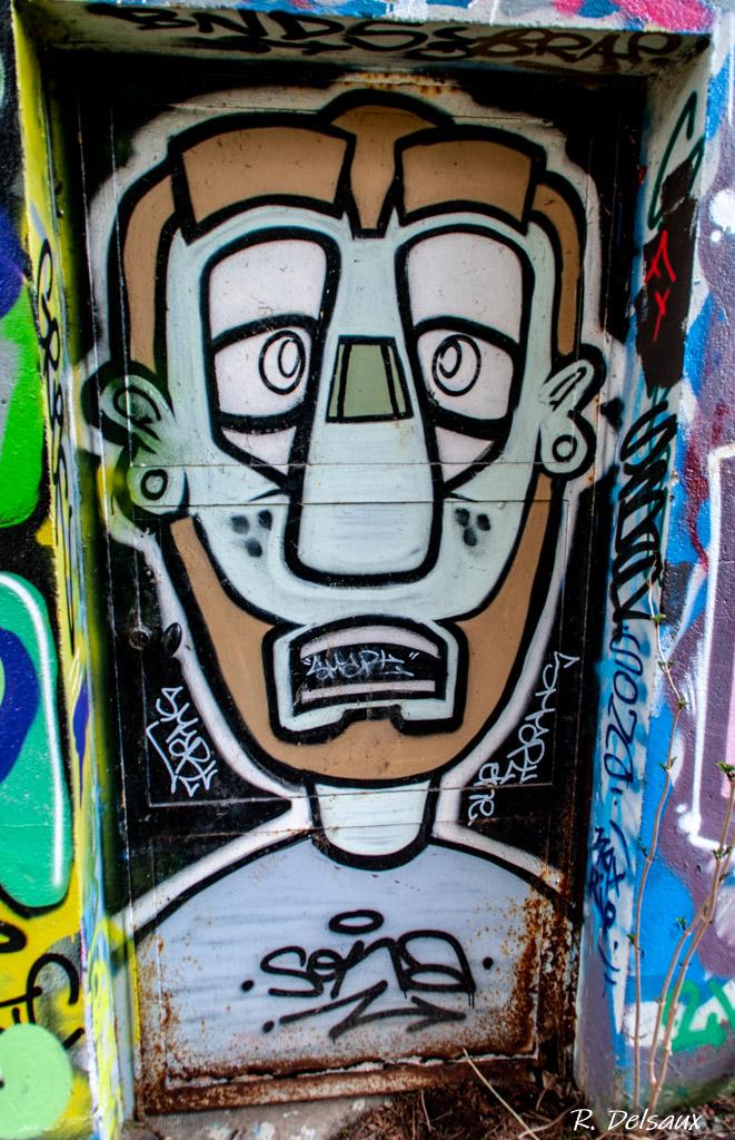 Peintures / Fresques / Tags & art de rue - Page 6 Imgp6310