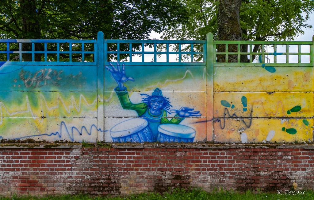 Peintures / Fresques / Tags & art de rue - Page 6 Imgp9013