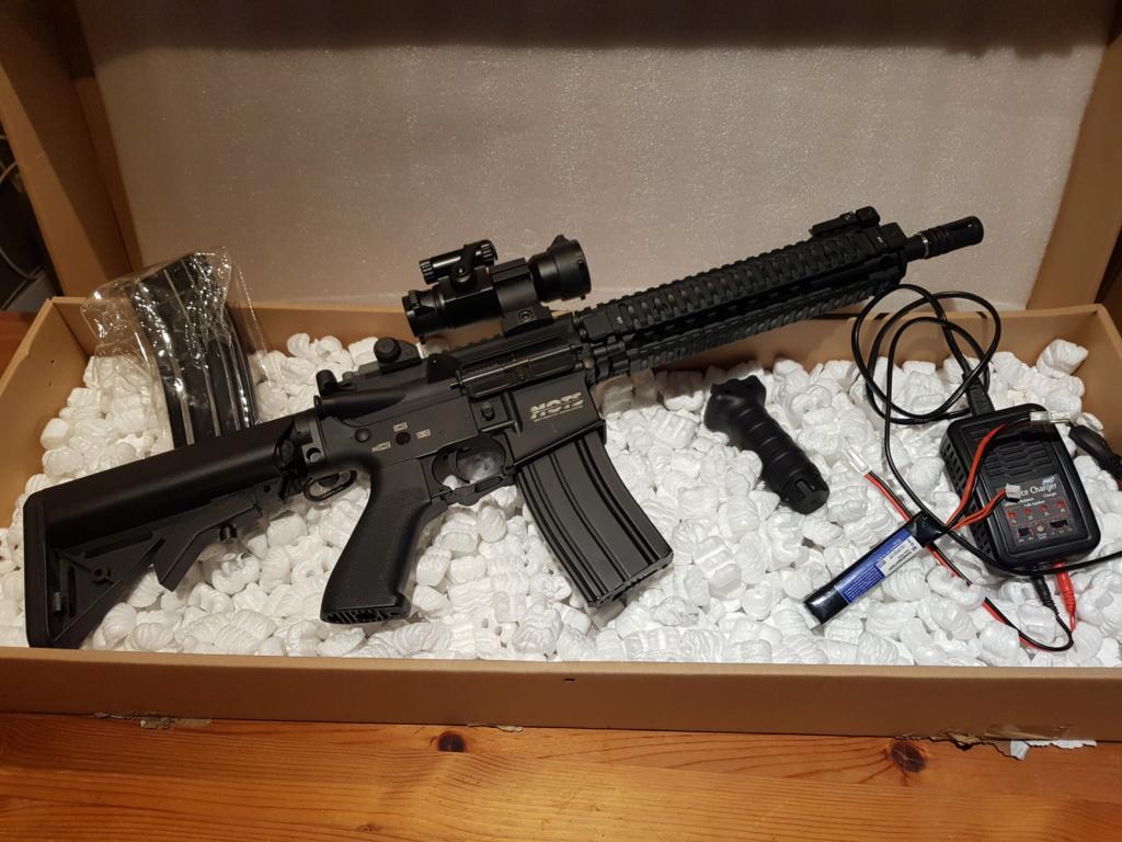 M4 G&P navy seal  20200310