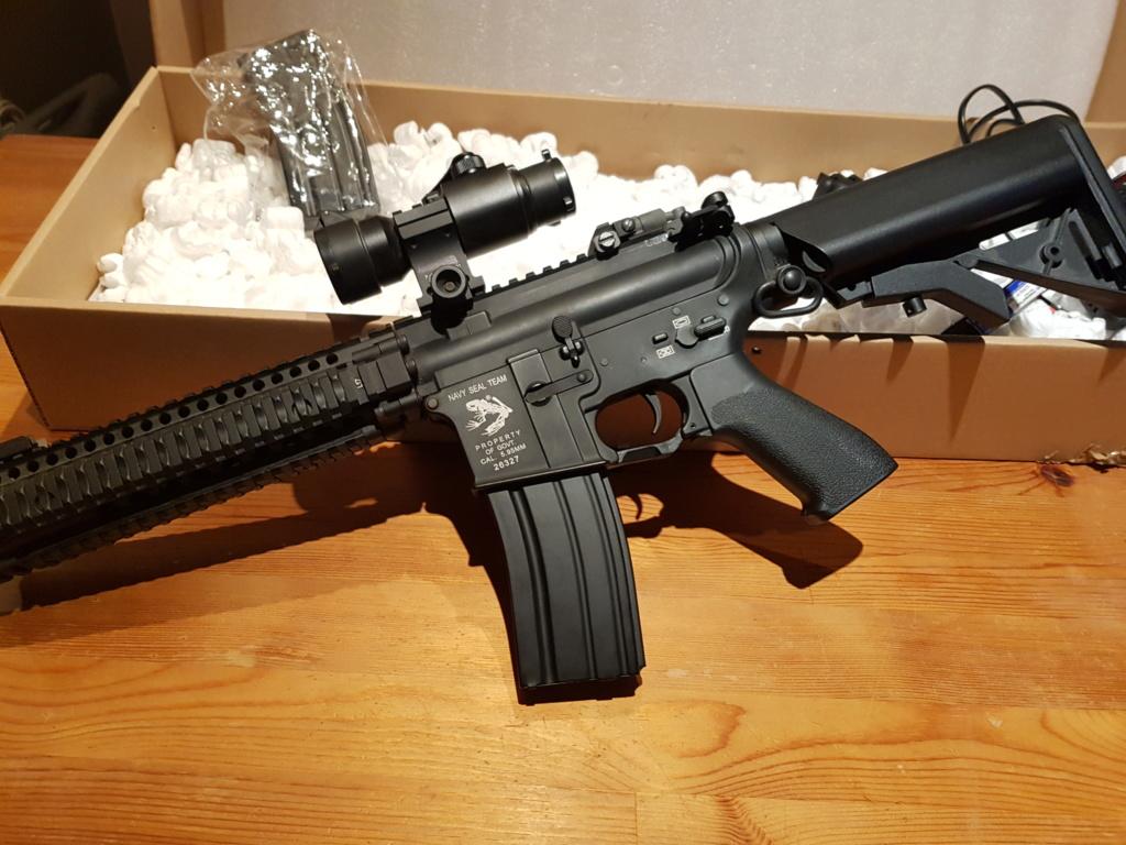 M4 G&P navy seal  20200311