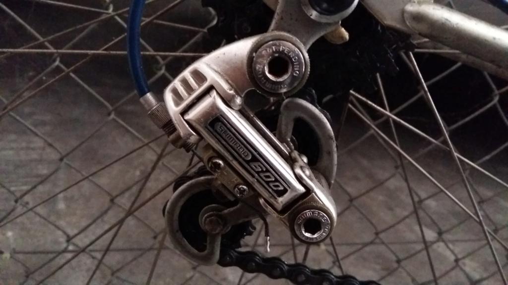 Comment identifier un modèle de vélo Eddy Merckx 20200412