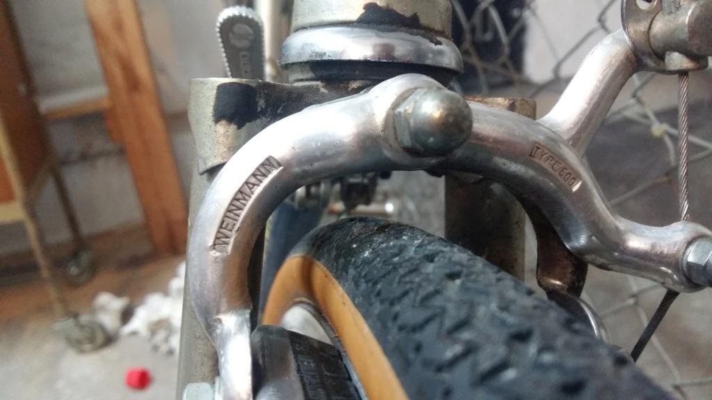 Comment identifier un modèle de vélo Eddy Merckx 20200420