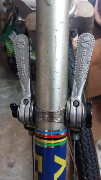 Comment identifier un modèle de vélo Eddy Merckx 20200423
