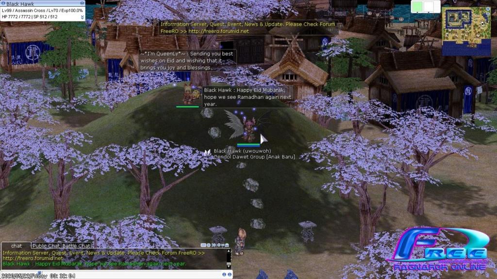 Event Screenshot Idul Fitri 2020 Screen11
