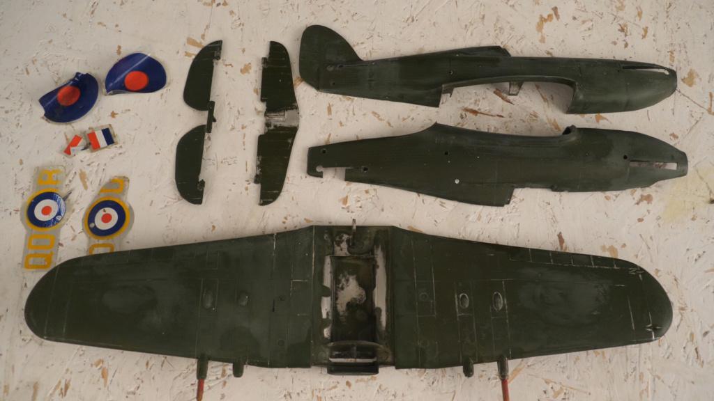 Keil Kraft Silver Hurricane Restoration Sequen16