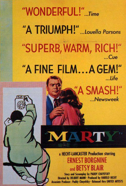 Últimas películas que has visto (las votaciones de la liga en el primer post) Marty10