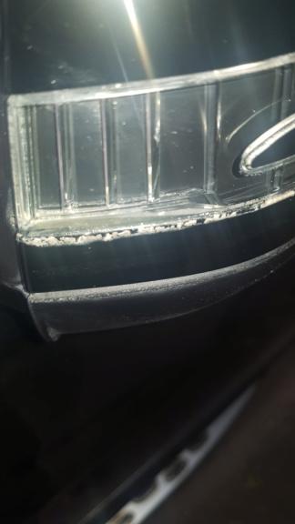Incrustations sur carrosserie gle 250d 2016 20200714