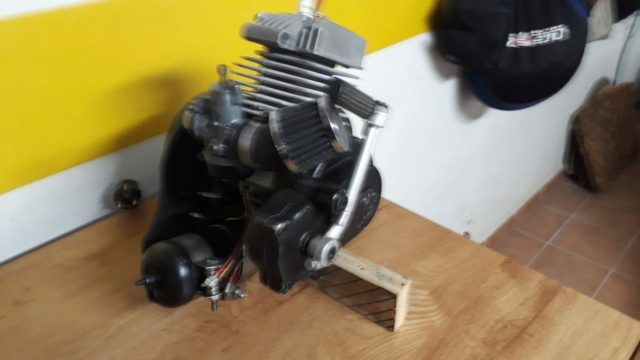 Vendo motor AV-10 Whatsa20