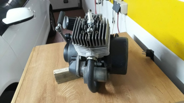Vendo motor AV-10 Whatsa21