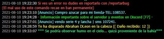 [Reporte] Abrahan Dleon. - (DM - NRA - NRE) Whatsa12