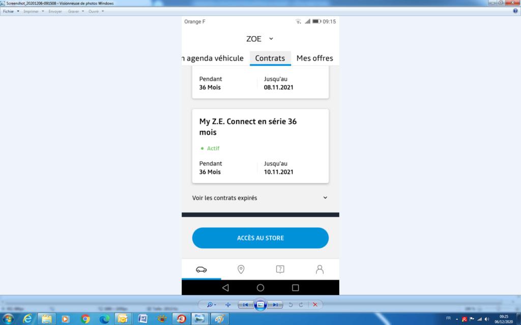 """Nouveau : """"charge notification"""" et """"charge history"""" Abonne10"""