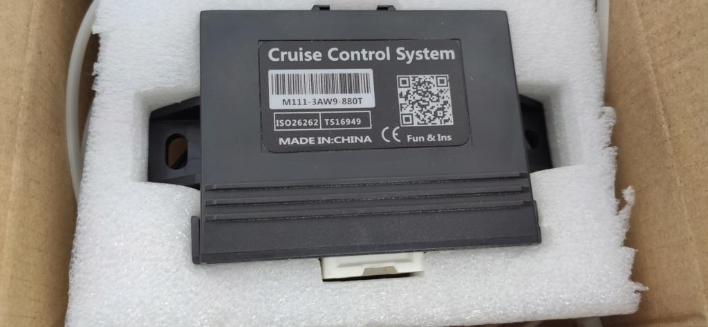 Cruise Control para Sentra B17 pós 2017 Img_2011