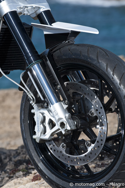 Comment fonctionne votre moto ? Nuda-910