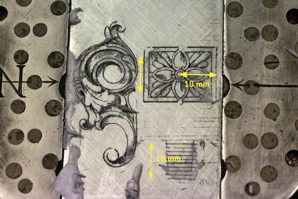 Transfert précis et solide d'une impression LASER sur métaux et autres matériaux. 12_tra10
