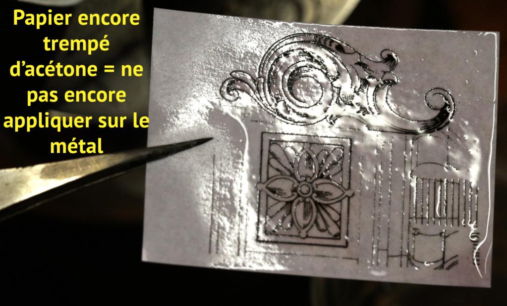Transfert précis et solide d'une impression LASER sur métaux et autres matériaux. 5_tran10