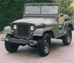 recherche jeep  M3810
