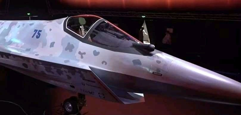 New combat aircraft will be presented at MAKS-2021 - Page 19 21212410