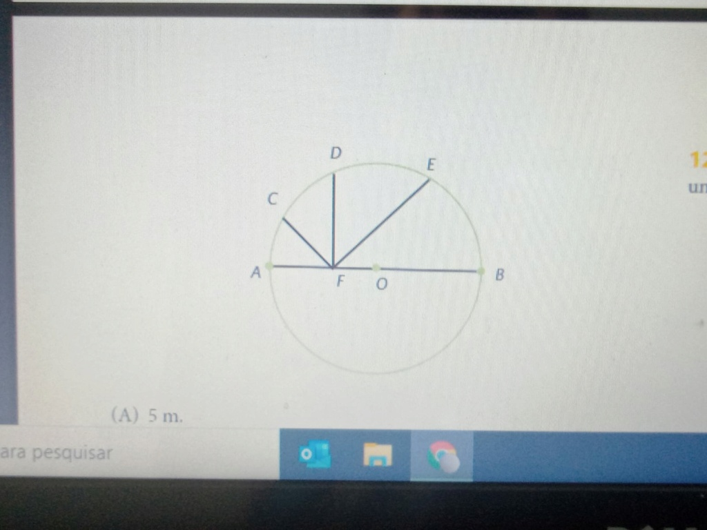 Geometria plana - Potência de ponto  Whatsa10