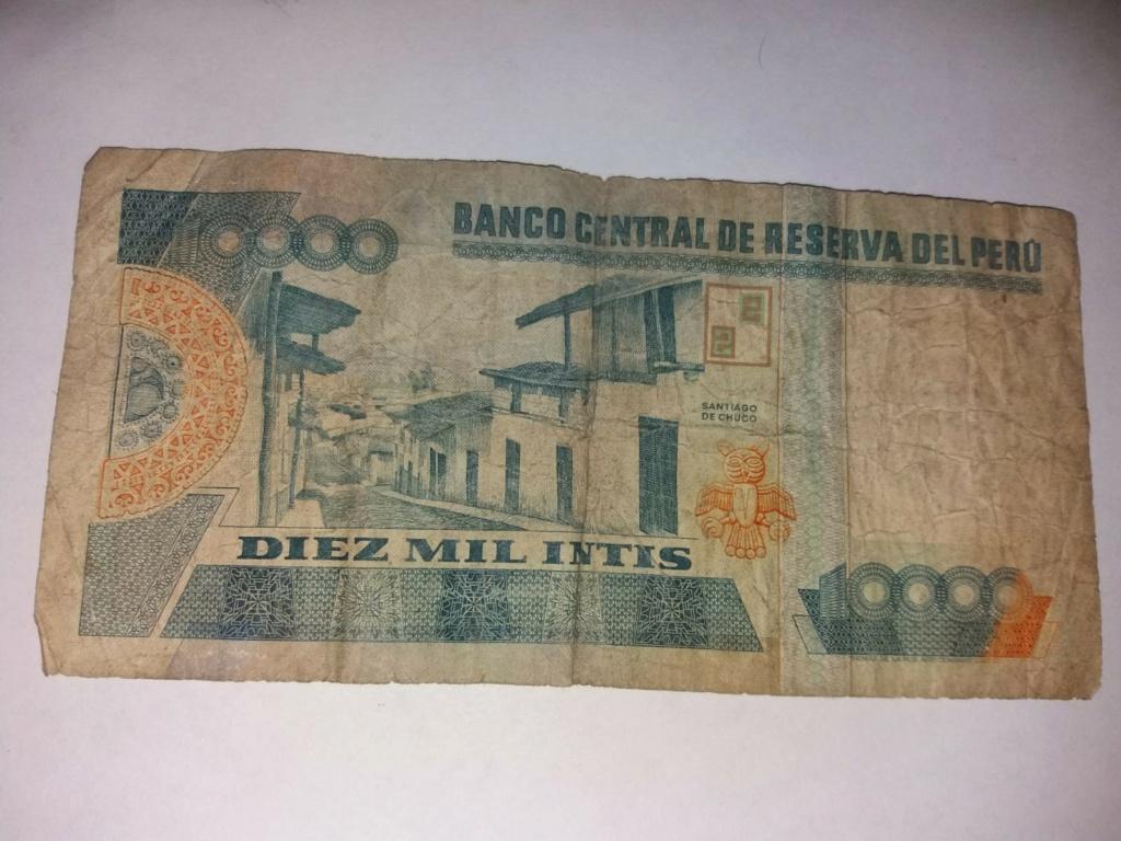 Diez mil Intis 1988 (Perú) Diez_m10