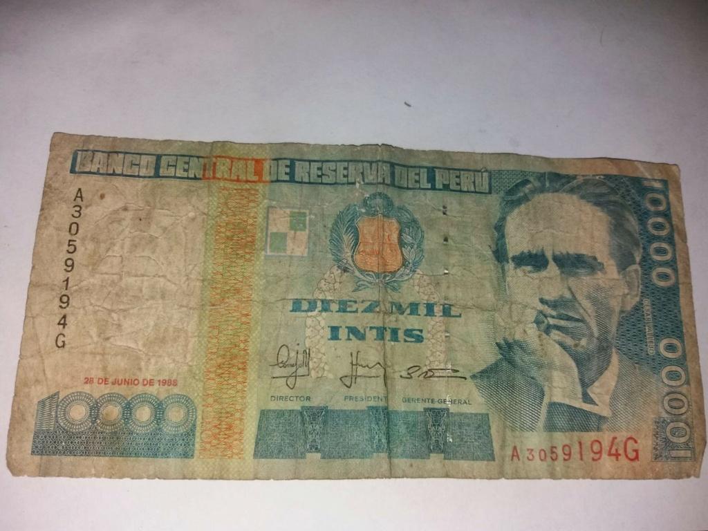 Diez mil Intis 1988 (Perú) Diez_m11