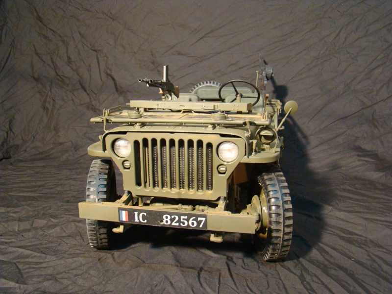 JEEP DRAGON au 1/6  version Jeep Armée du 5 RC en Indochine - Page 3 Jeep_a10