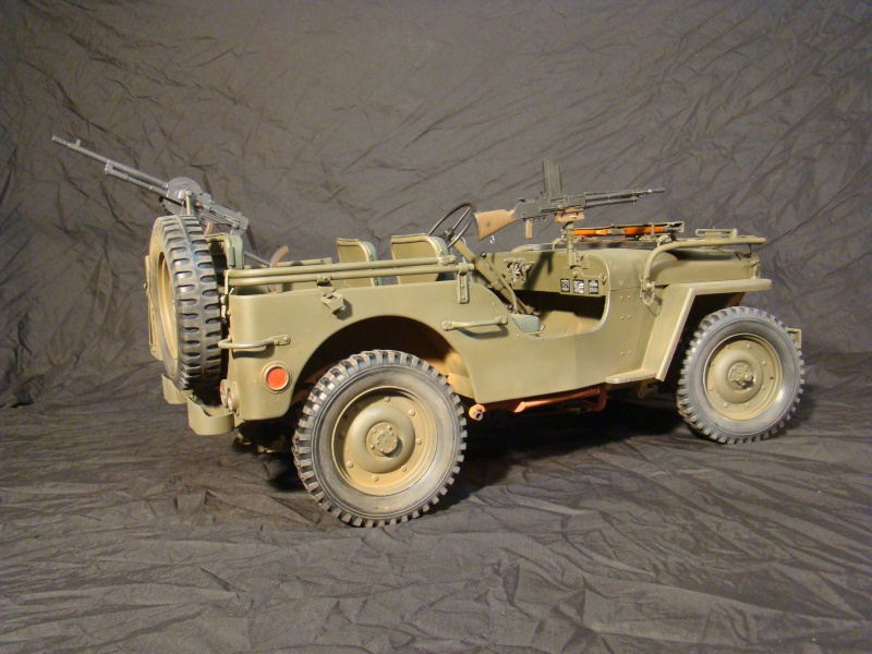 JEEP DRAGON au 1/6  version Jeep Armée du 5 RC en Indochine - Page 3 Jeep_a12