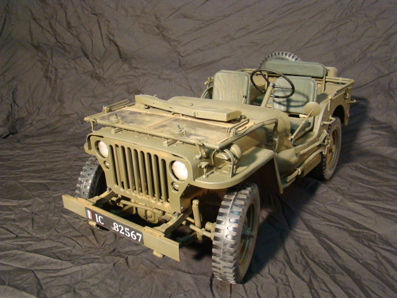 JEEP DRAGON au 1/6  version Jeep Armée du 5 RC en Indochine - Page 3 Jeep_a14