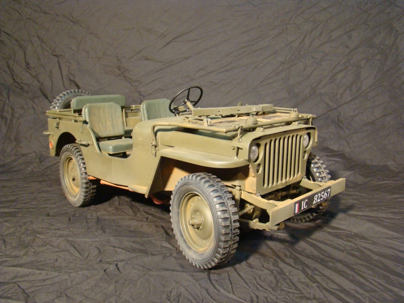 JEEP DRAGON au 1/6  version Jeep Armée du 5 RC en Indochine - Page 3 Jeep_a15