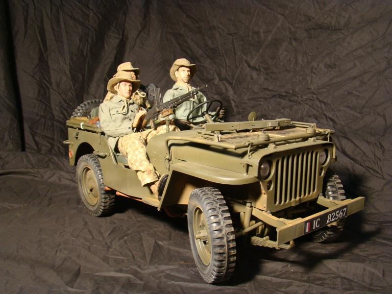 Jeep armée du 5e RC - LAOS 1953 de Dragon au 1/6° Jeep_a22