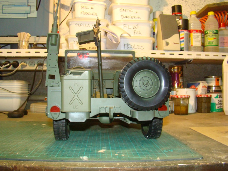 JEEP DRAGON au 1/6  version Jeep Armée du 5 RC en Indochine - Page 3 Jeep_m13
