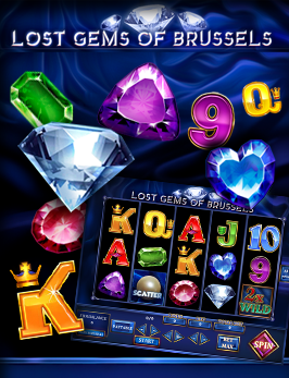 Topgame New Slot – Lost Gems of Brussels Lostge10
