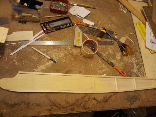 construction de mon premier avion, un Bizuth - Page 2 20130211