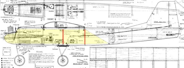 construction de mon premier avion, un Bizuth - Page 2 Bizuth10