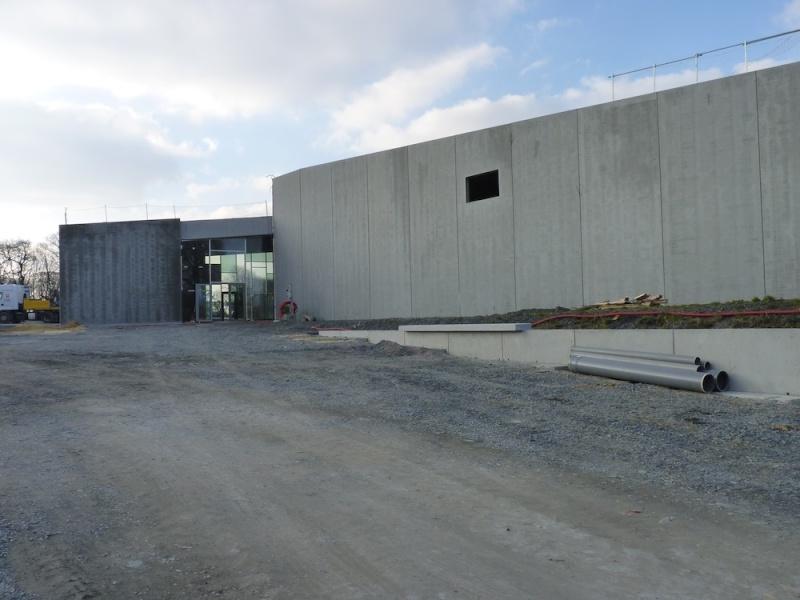 Nouveau musée à Colleville sur Mer M111