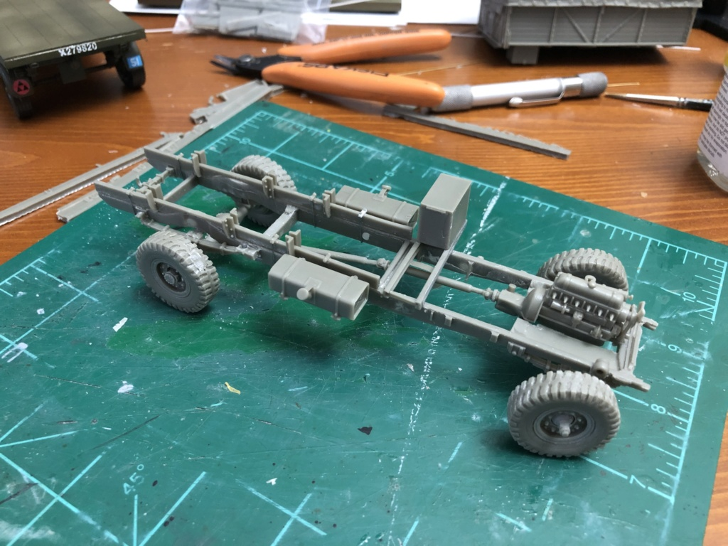 1/35 Bedford OYD et remorque de Bridging Units on Dday Img_9922