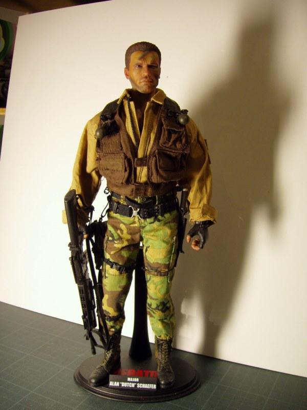 Predator (Arnold Schwarzenegger) P2180017