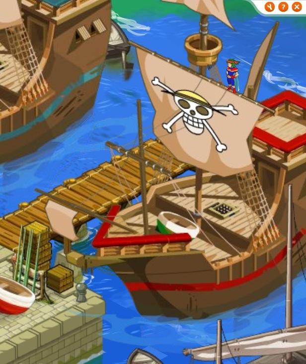 Enwei dans le Dofus Mag ? Pirate10