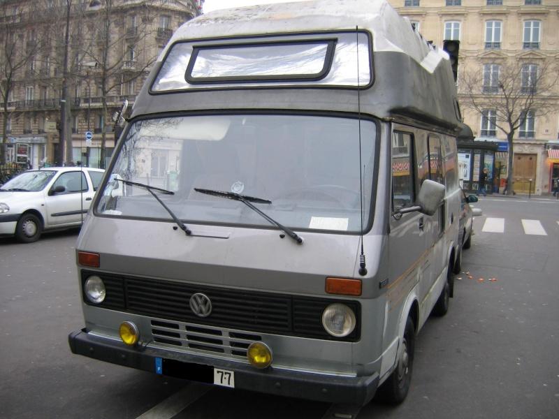 VW LT 31 Circus Img_2610