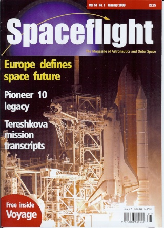 spaceflight vol51 n°1 January 2009 12-31-10