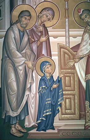 Sainte Fête de la Présentation de Marie! Prasen14
